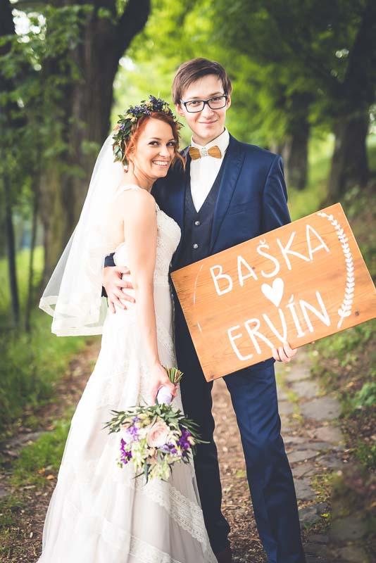Baška a Ervín